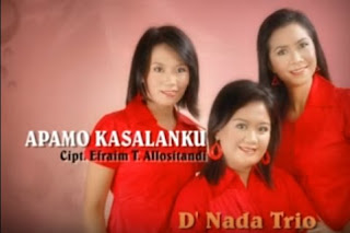 Download Lagu Apamo Kasalanku (D'Nada Trio)