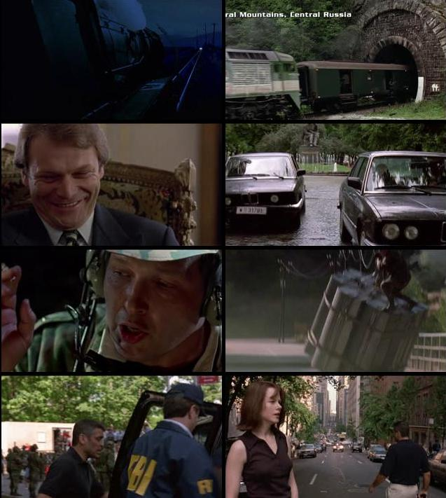 The Peacemaker 1997 Dual Audio Hindi 480p BluRay