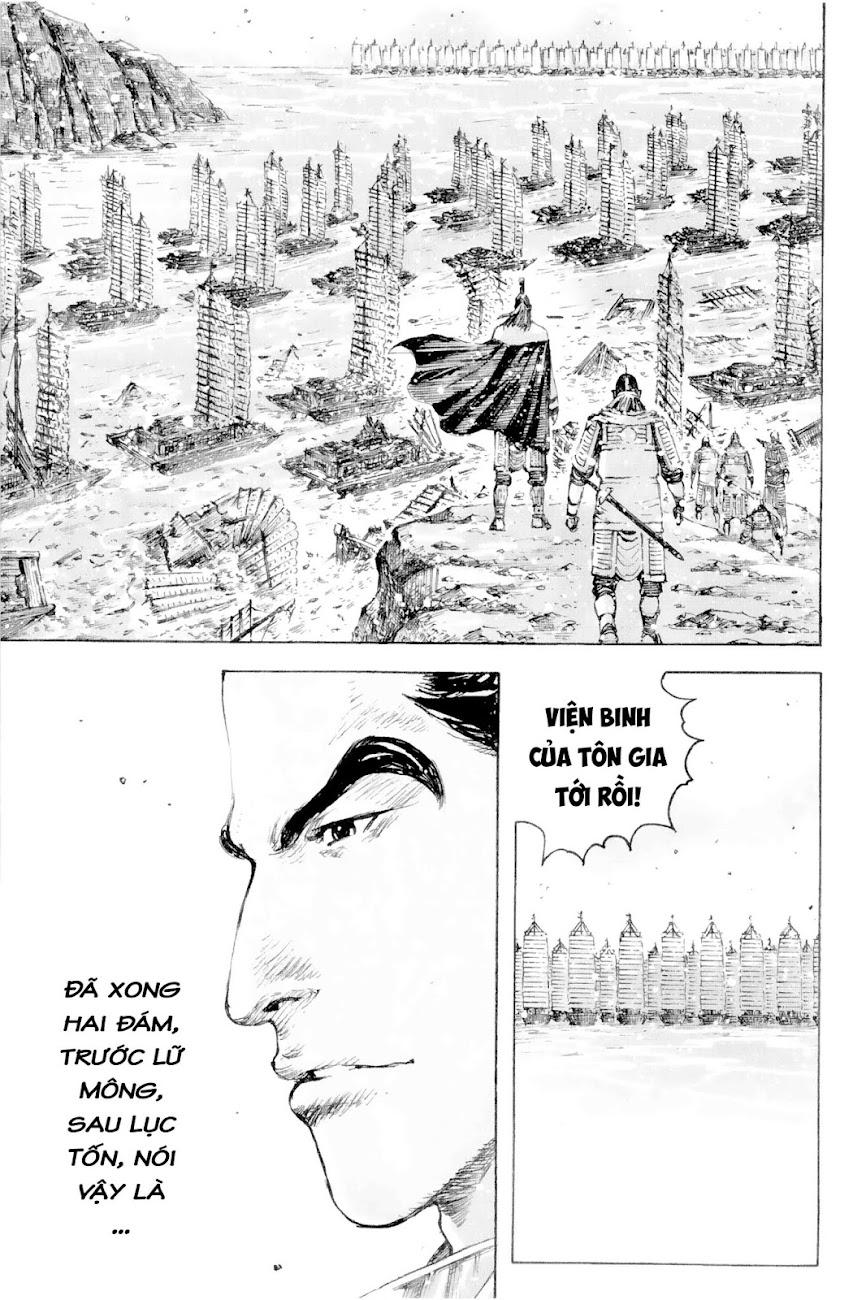 Hỏa phụng liêu nguyên Chương 416: Tôn quân lên bờ [Remake] trang 16