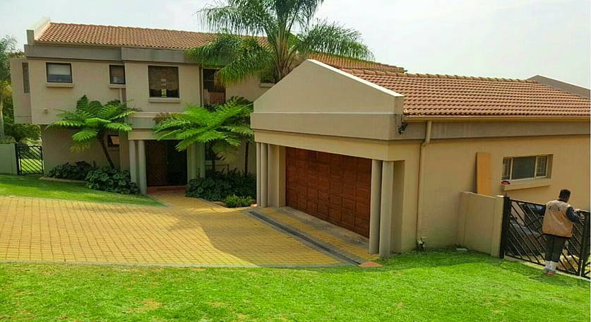 Photos: Diamond Platnumz acquires South African mansion for baby mama