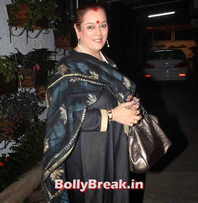 Poonam Sinha, Preeti Desai, akshay Kumar at Holiday Special Screening