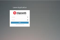 Aplikasi Cuti Karyawan Free Version Full Source Code