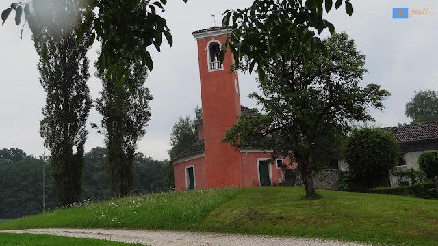 Belluno San Pellegrino Villa Buzzati