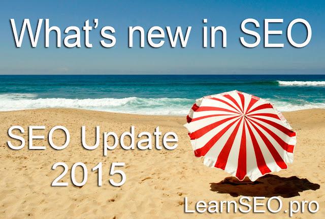 SEO Update 2016