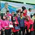 Helmi Moesim adakan Lomba Senam Sehat di lapangan MIN 7 Padang