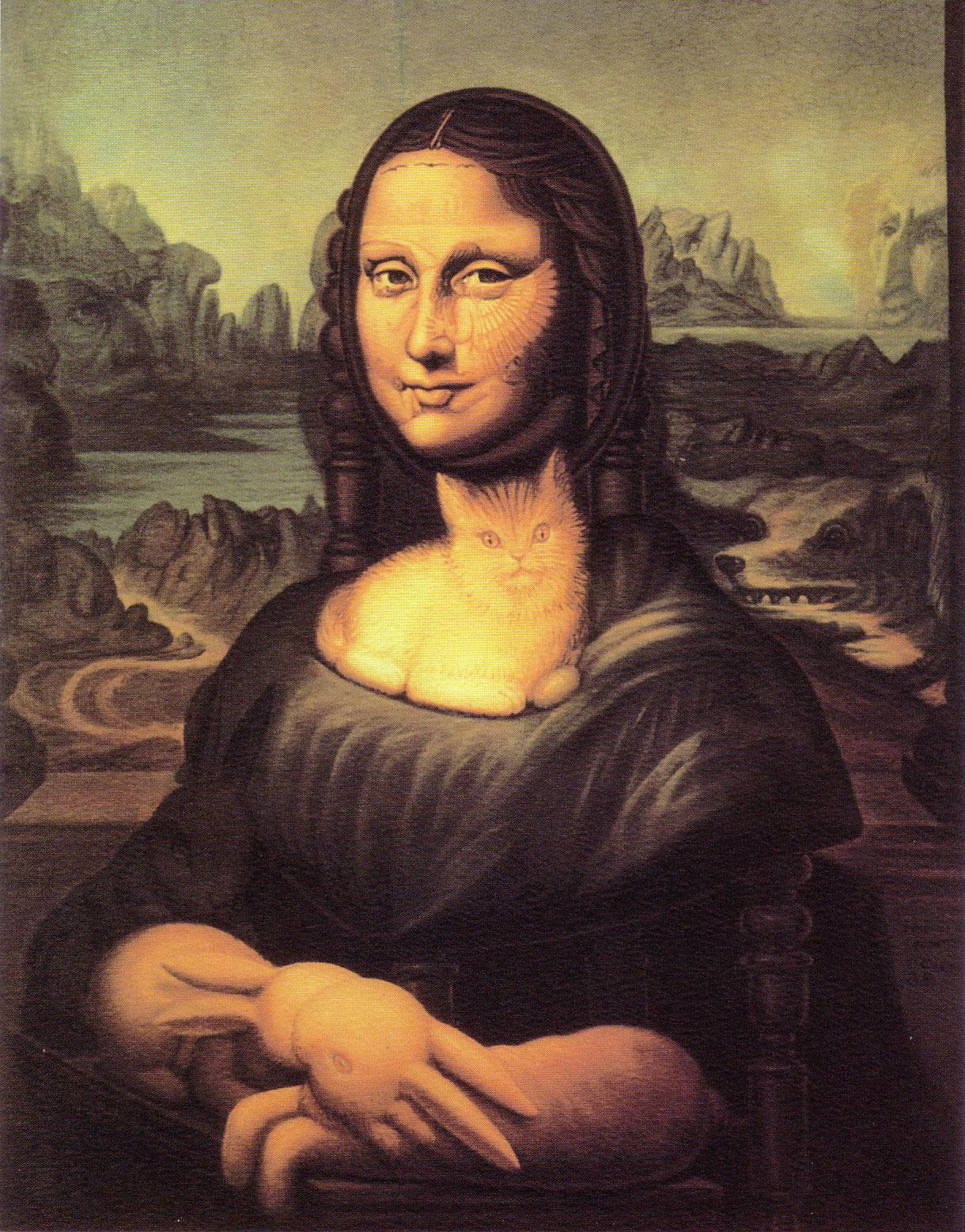 All God's Creatures: Mona Lisa's Chair ...