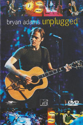 Bryan Adams MTV Unplugged DVD R1 NTSC VO