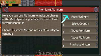 free platinum