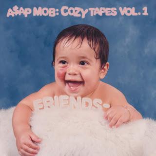 ASAP Mob - Cozy Tapes Vol. 1: Friends (2016) - Album Download, Itunes Cover, Official Cover, Album CD Cover Art, Tracklist