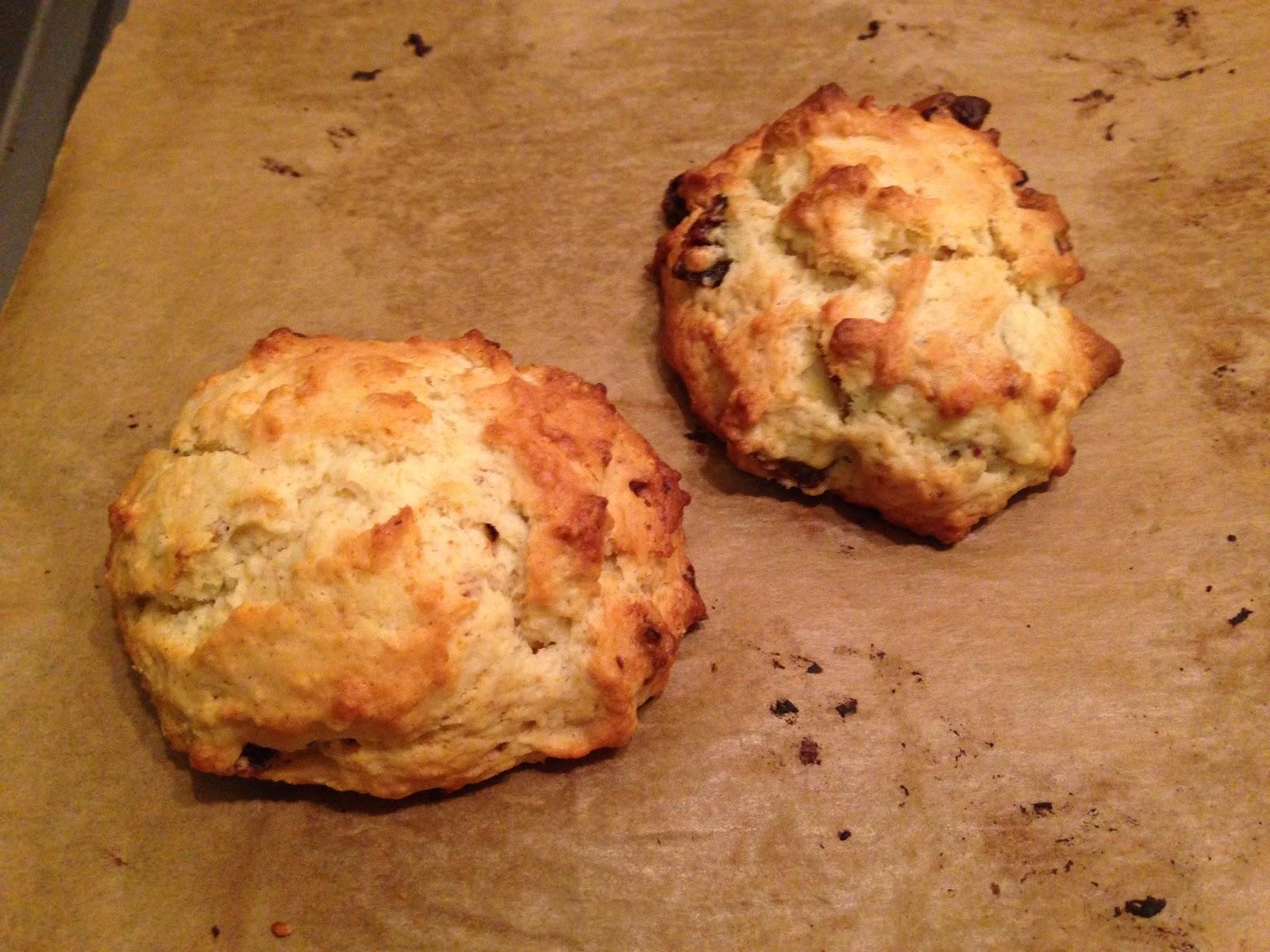 Jam Tarts And Gingerbread Men: Rock Cakes