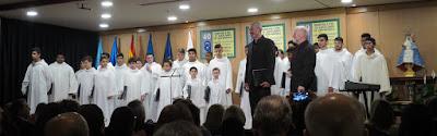 Escolanía de Covadonga