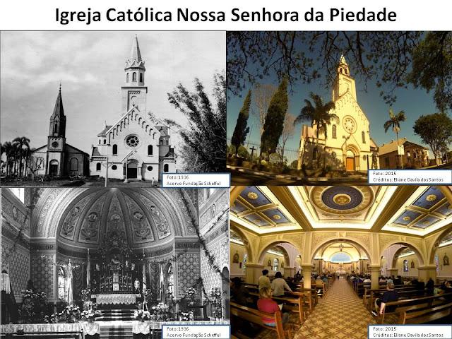 Igreja Católica Nossa Senhora da Piedade