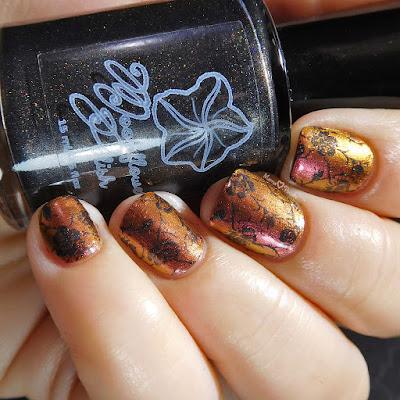 moonflower-polish-cozy-sweater-black-rose-nail-art