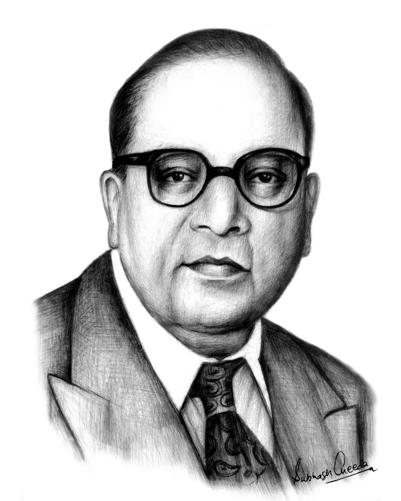 write a note on br ambedkar biography
