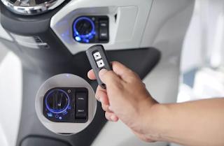 Cara Muda Mengatas Remote Keyless Honda PCX Tidak Berfungsi