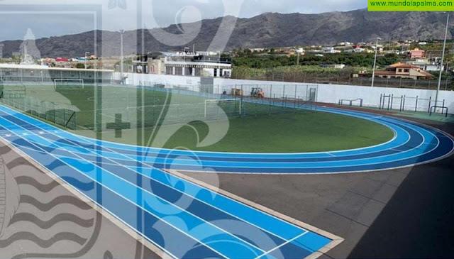El Ayuntamiento de Los Llanos de Aridane habilita la reserva online para hacer atletismo en el Llano Tesa
