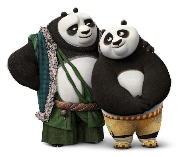 Foto dan Video Kungfu Panda 3