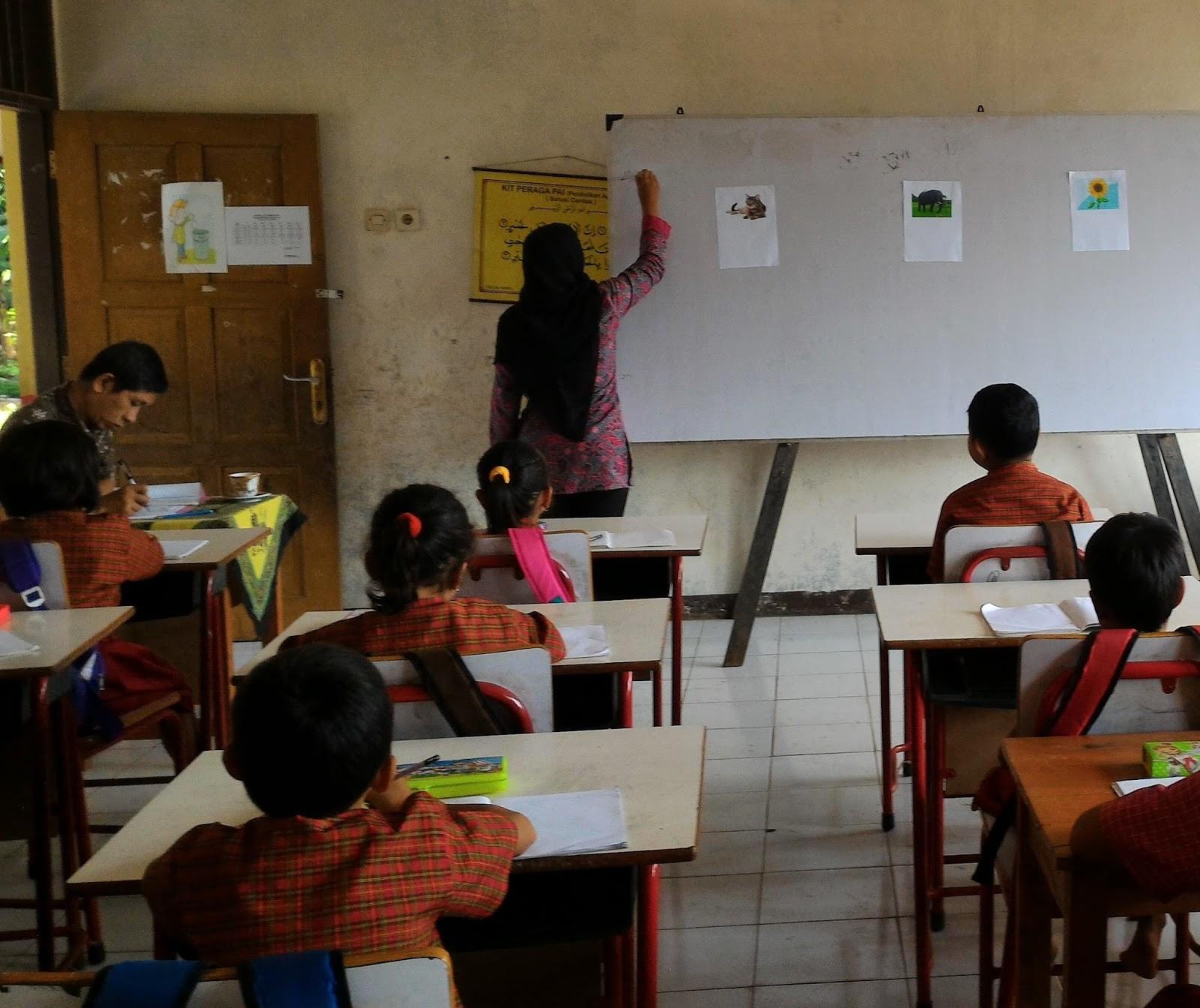 Istilah Penilaian Ulangan bagi Sekolah Dasar