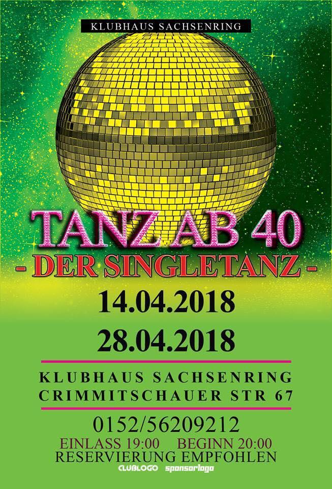 Singletanz klubhaus sachsenring zwickau Singletanz Klubhaus Sachsenring Zwickau