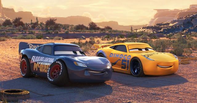 Final Scene on cars 3