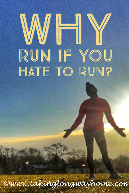 Why Run if You Hate to Run?
