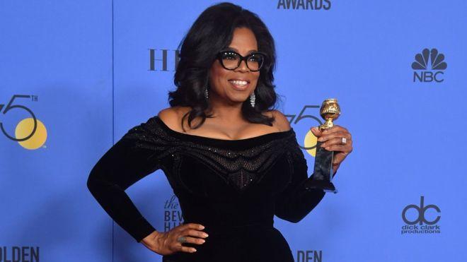 Oprah not interested in presidential bid