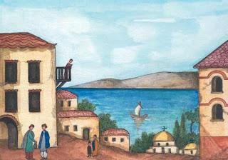 Η καθημερινή ζωή στο Βυζάντιο - Η ρωμαϊκή αυτοκρατορία μεταμορφώνεται - από το «https://e-tutor.blogspot.gr»