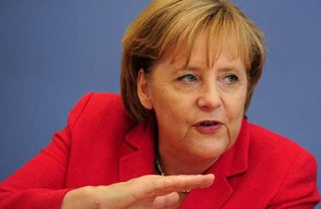 Temui Raja Salman, Angela Merkel Tolak Memakai Jilbab