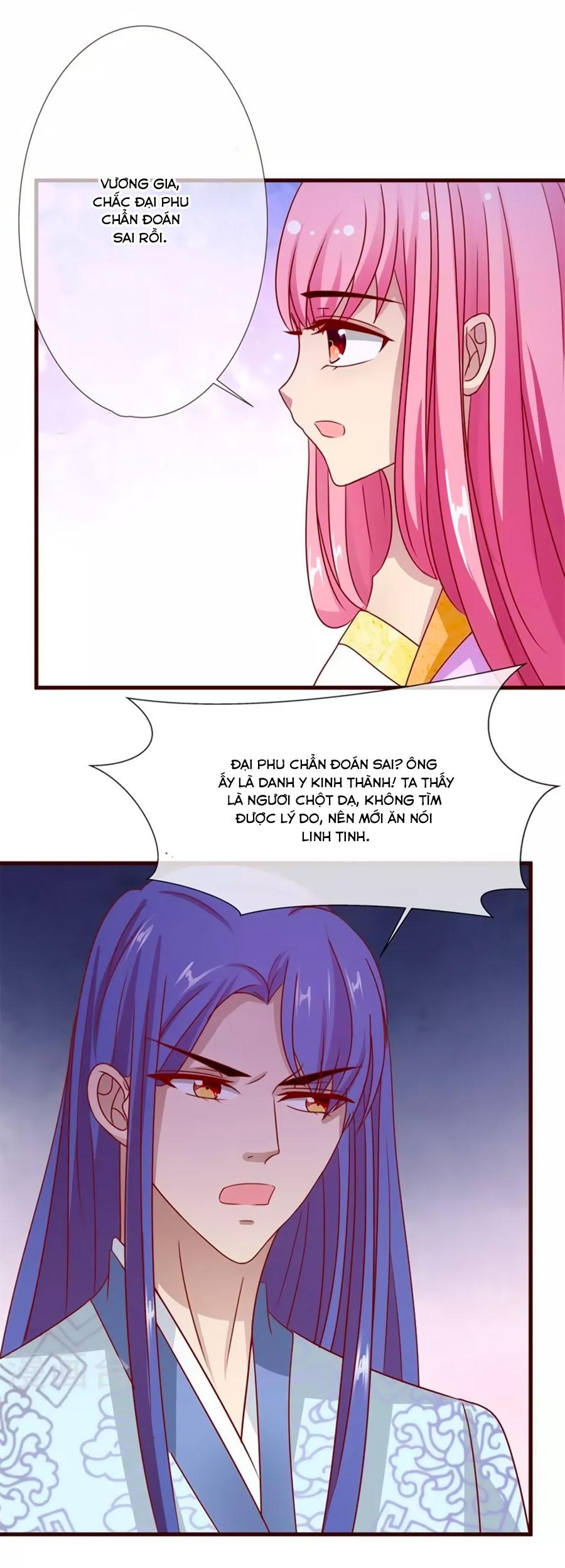 Thỏ Yêu Tiểu Vương Phi - Chapter 12