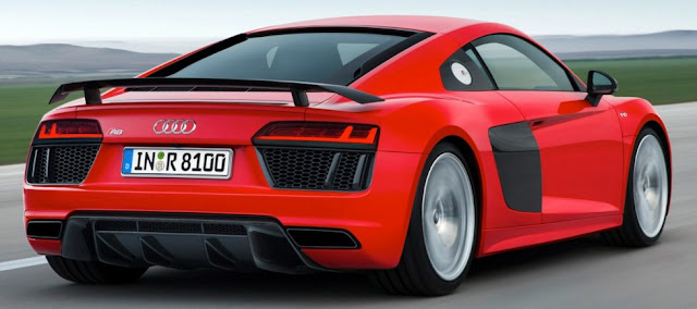 Cars audi r8 Color Red
