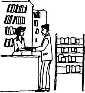 Library, novels and magazins — английские слова, связанные с литературой
