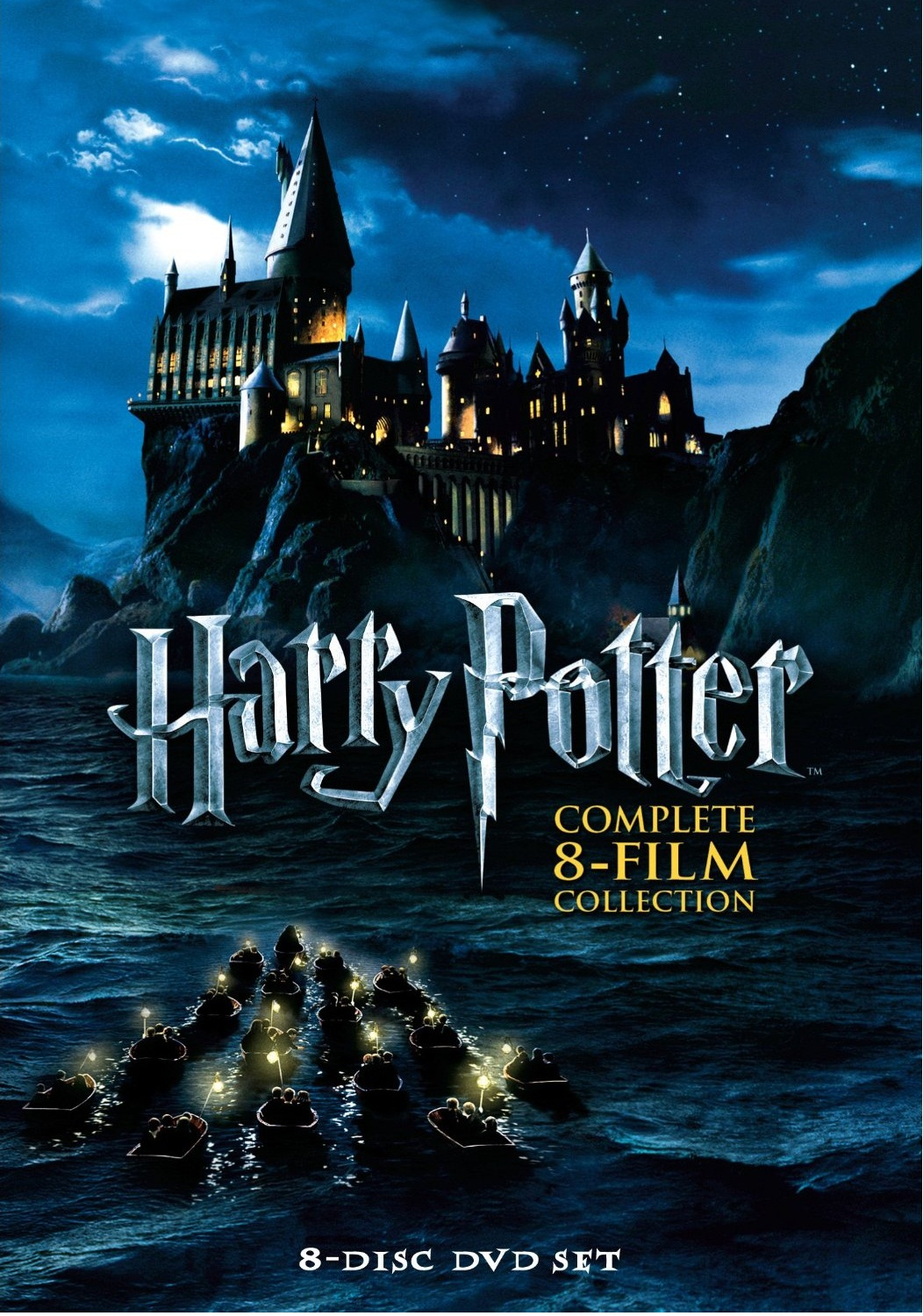 Harry Potter Collection (2001-2011) tainies online oipeirates