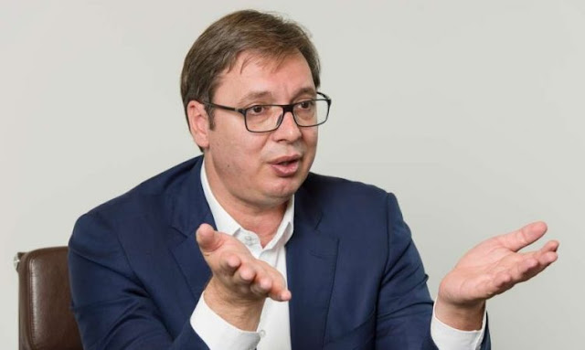 Frankfurter Allgemeine Zeitung: Vucic call on Serbs to understand that Kosovo is lost
