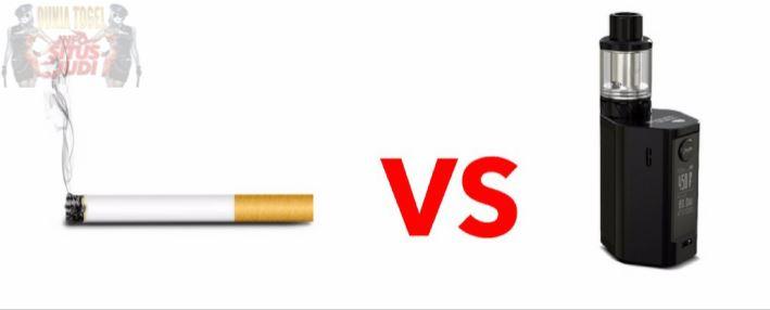 Patroli303 - Inilah Perbedaan Antara Rokok dan Vape Yang Belum Kamu Ketahui