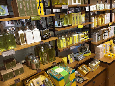 L'Occitane Birmingham Blogger Event