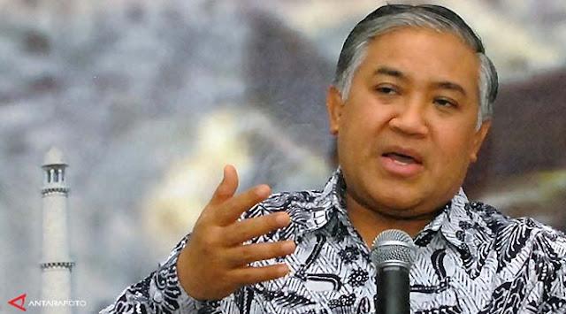 Din Syamsuddin : KH Ma'ruf Amin Diperlakukan Kurang Manusiawi di Sidang Kasus Ahok