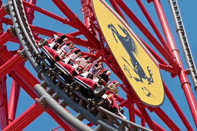 スペインにフェラーリのテーマパーク「フェラーリランド」がオープン!