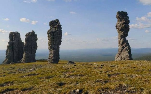 The Seven Giants of the Urals (Russia)