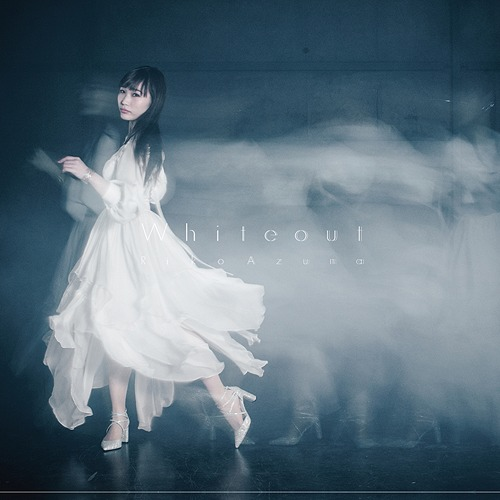 Riko Azuna - Whiteout Lyrics + Translations (Boogiepop wa Warawanai Ending) album art