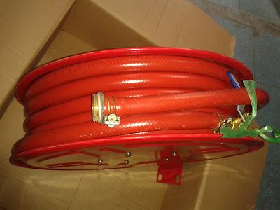 Vòi chữa cháy rulo phi 27 dài 20m