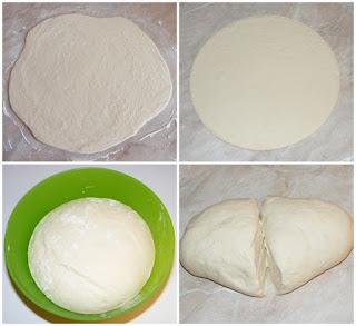 preparare blat pizza, preparare coca pizza, coca de casa, aluat de casa, retete culinare, aluaturi, cocaturi,