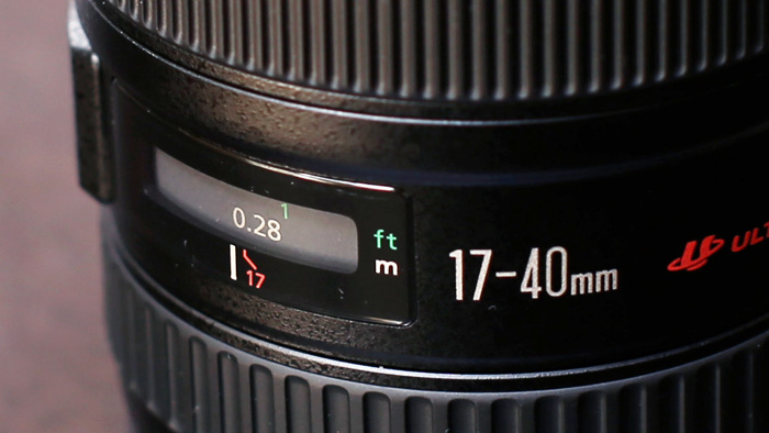 Arti Minimum Focusing Distance (MFD) dan Magnification Ratio Pada Lensa
