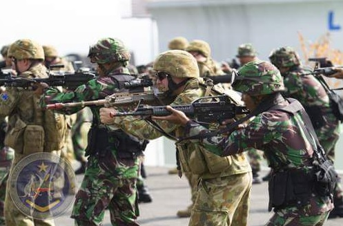 Memperkuat Kemitraan, Amerika Ingin Kerjasama Militer Dengan Indonesia
