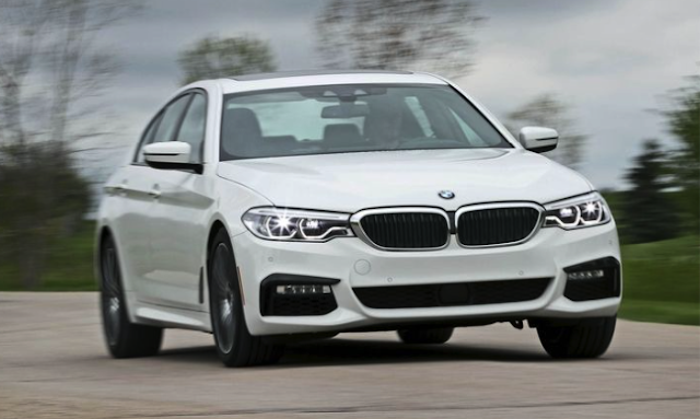 2018 BMW 530i RWD Review