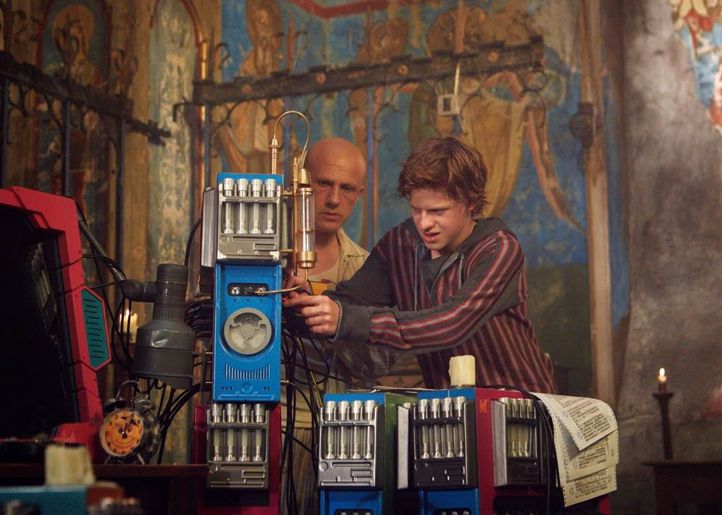 the zero theorem christoph waltz lucas hedges