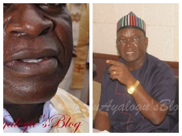 I bear no grudges against Catholic Church – Benue governor says after he was 'disgraced'
