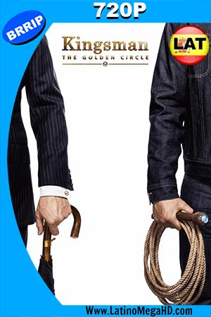 Kingsman: El círculo dorado (2017) Latino HD 720p ()