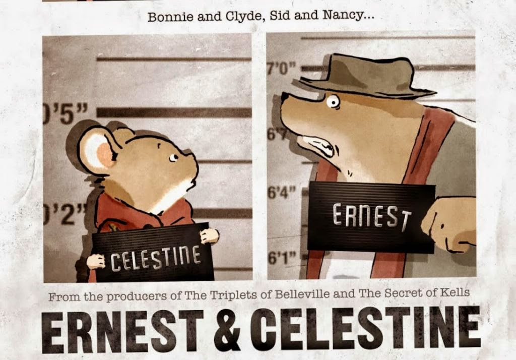Passion For Movies Ernest Celestine A Witty And Imaginative Fairy Tale