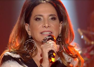 Totia Meireles solta a voz com sucesso de Cazuza — Foto: Globo
