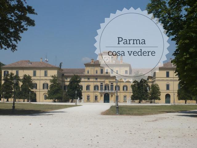 10 cose da vedere nel centro di Parma in un giorno: Palazzo ducale